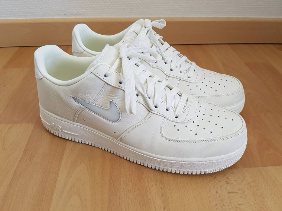 43954886e27868 Nike Nike Air Force 1 Jewel Sail Size 11.5 - Low-Top Sneakers for ...