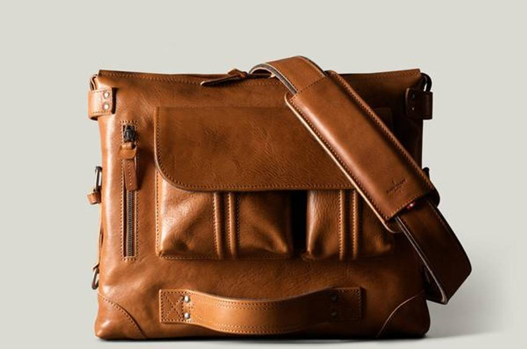 b356a413ea Hard Graft Hard Graft 2Pack Laptop Bag Heritage Size one size - Bags ...