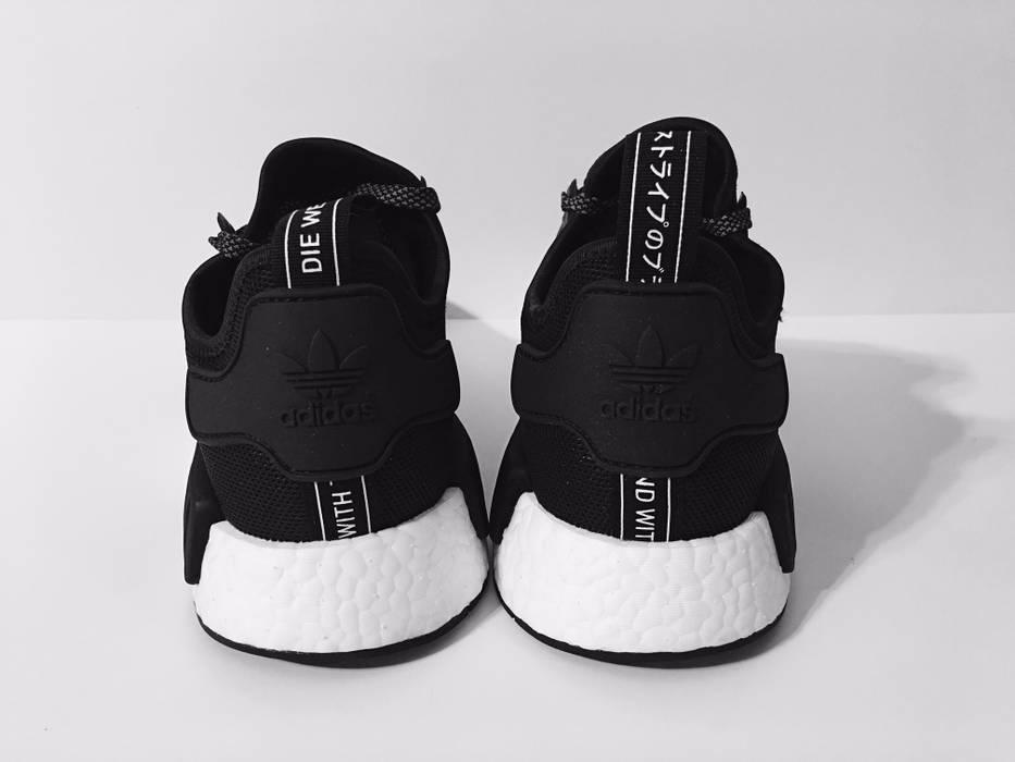 finest selection 46402 790e4 ... Adidas ADIDAS NMD R1 REFLECTIVE BLACK 3M S31505 Size US 11 EU ...