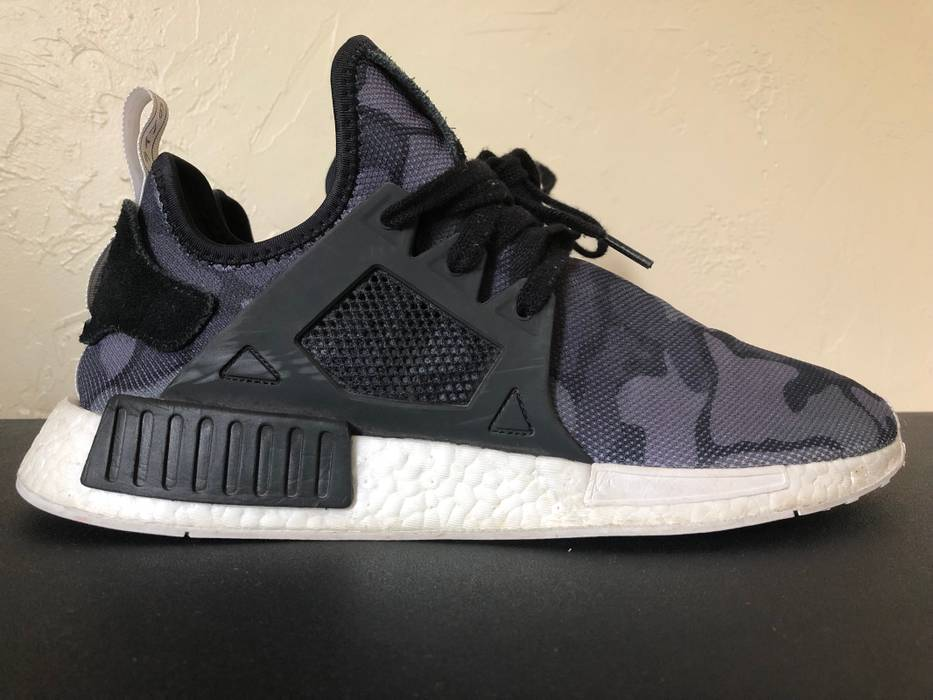 5359f4503 Adidas Adidas Nmd Xr1 Duck Camo Size 12 - Hi-Top Sneakers for Sale ...