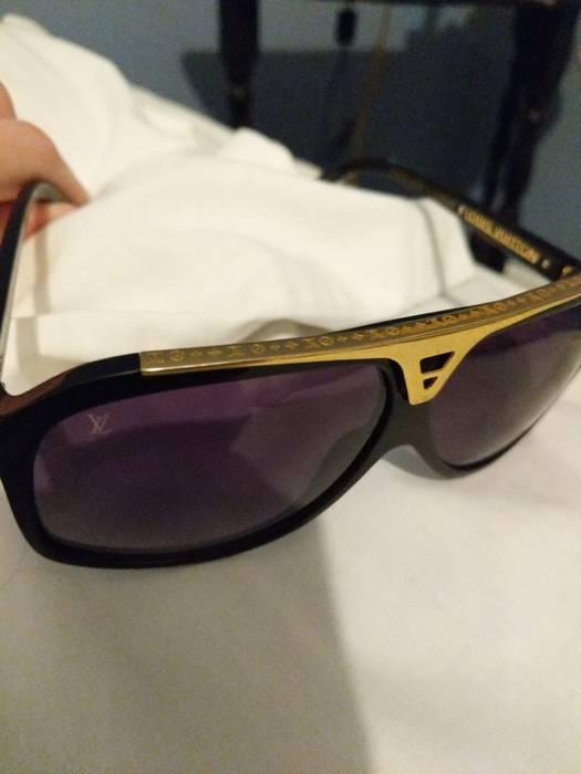 f2457038d4a Louis Vuitton Louis Vuitton Evidence Size one size - Sunglasses for ...