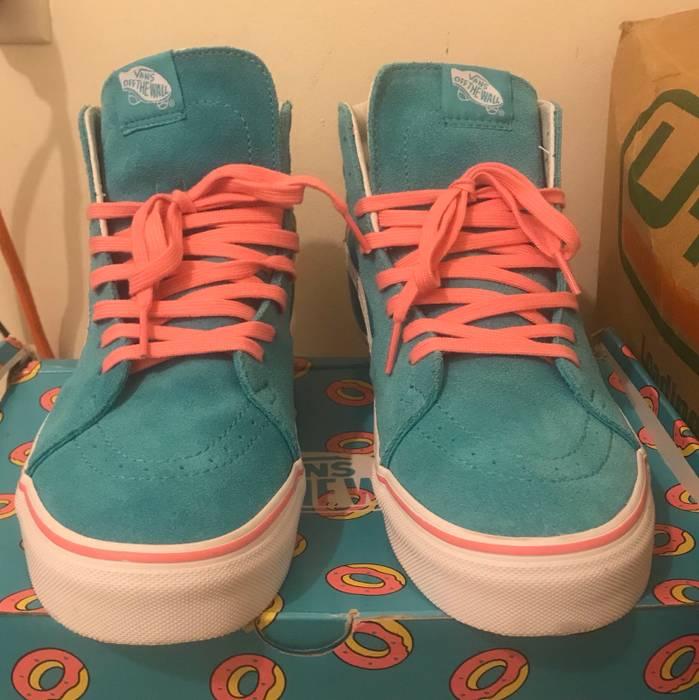 62abb7c7287c Vans Vans X Odd Future Sk8 Hi Donuts Size 8 - Hi-Top Sneakers for ...