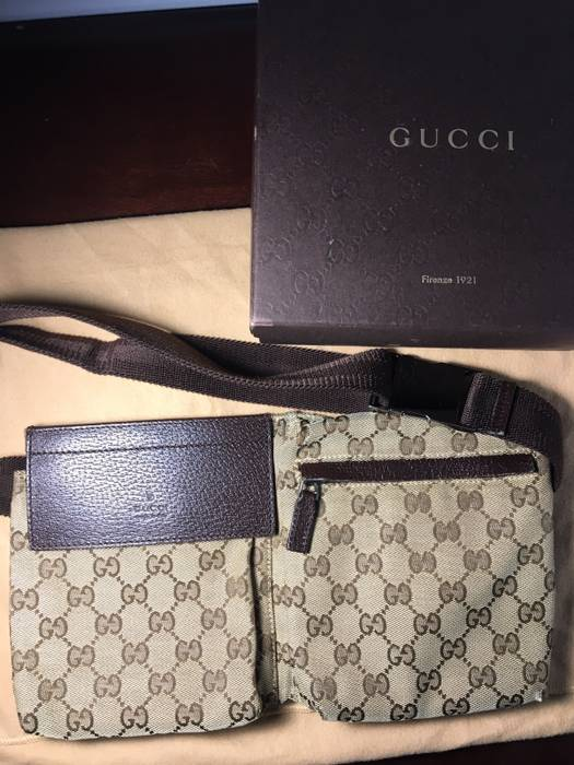 3605835f0c9 Gucci Gucci GG Supreme Belt Bag Size one size - Bags   Luggage for ...