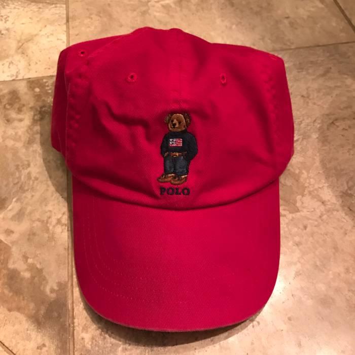 f73036c0e2eb3 Polo Ralph Lauren Teddy Bear Ralph Lauren Polo Hat Size One Size