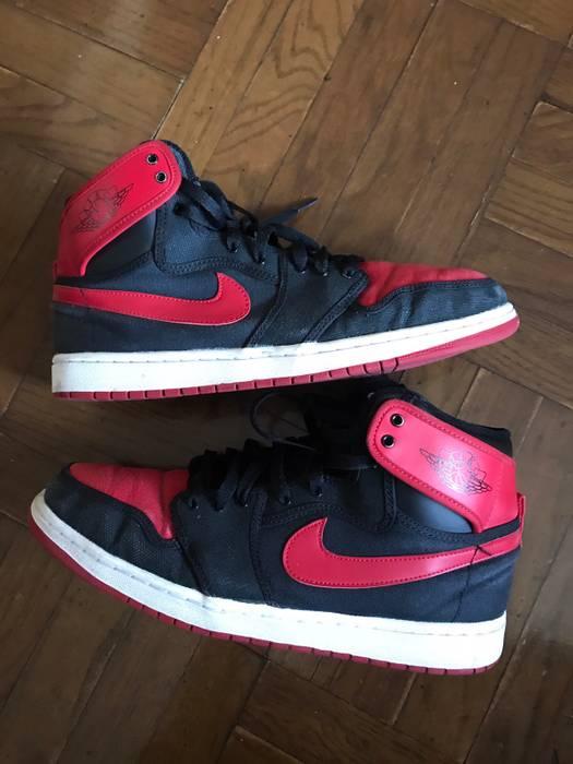 e5c34c942a3 Jordan Brand Nike Air Jordan 1 Bred AJKO 2012 Size 11.5 - Hi-Top ...