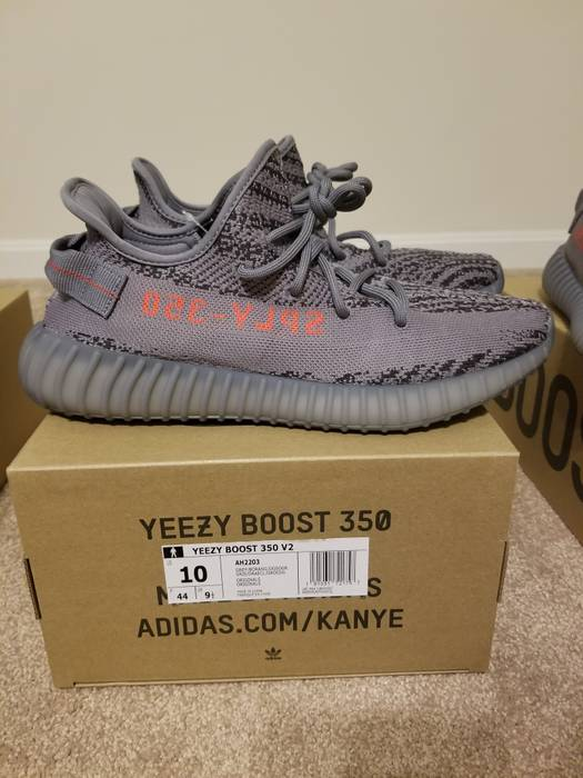 9ec5faccf Adidas Kanye West Yeezy Boost 350 V2 Beluga 2.0 Size 10 - Low-Top ...