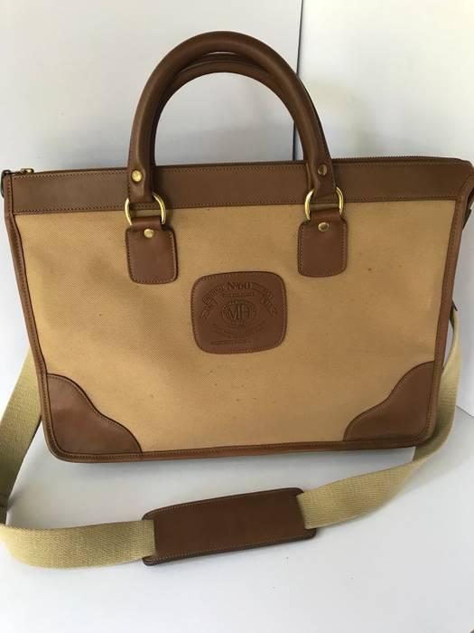 Ghurka Vintage Rare Marley Hodgson Delegate Bag No60 Briefcase Massenger Size One