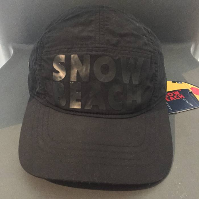 "818802c681d Polo Ralph Lauren Polo ""Snow Beach"" Camp hat Brand NEW Size one size ..."
