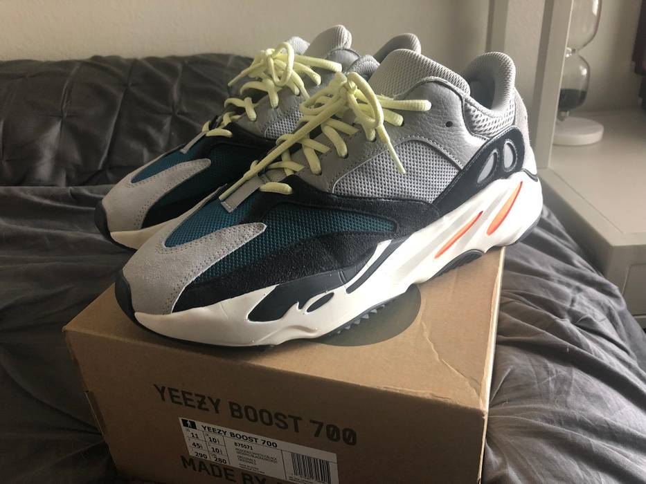 "c45136e46b0 Adidas Yeezy Boost 700 ""Waverunner"" Size 11 - Low-Top Sneakers for ..."