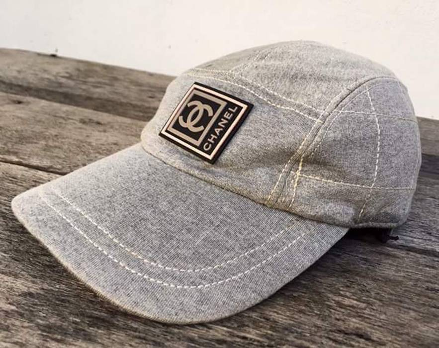 Chanel Vintage Chanel Sport Cap Size one size - Hats for Sale - Grailed 6154f2cd0bd