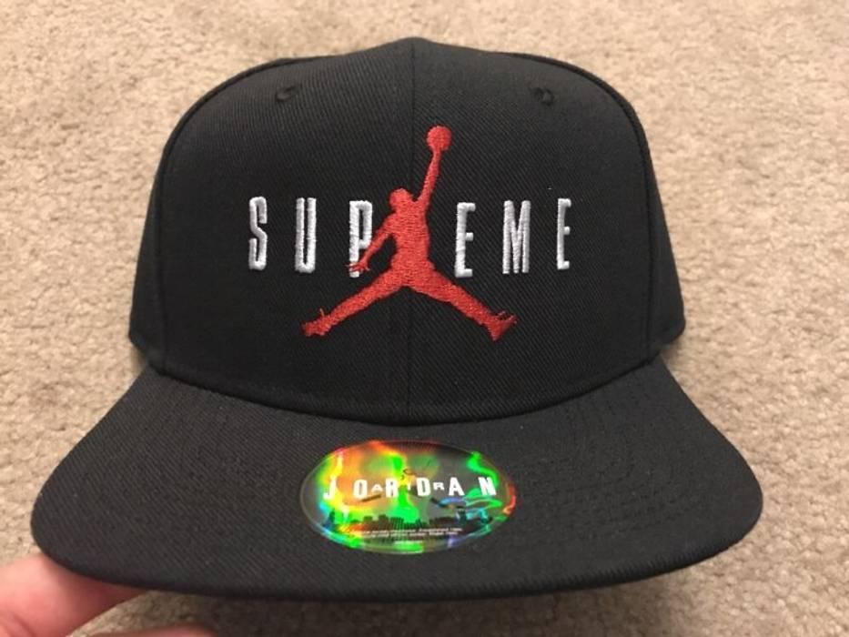 Supreme Air Jordan Hat Size One Hats Grailed b5d2e1d37725