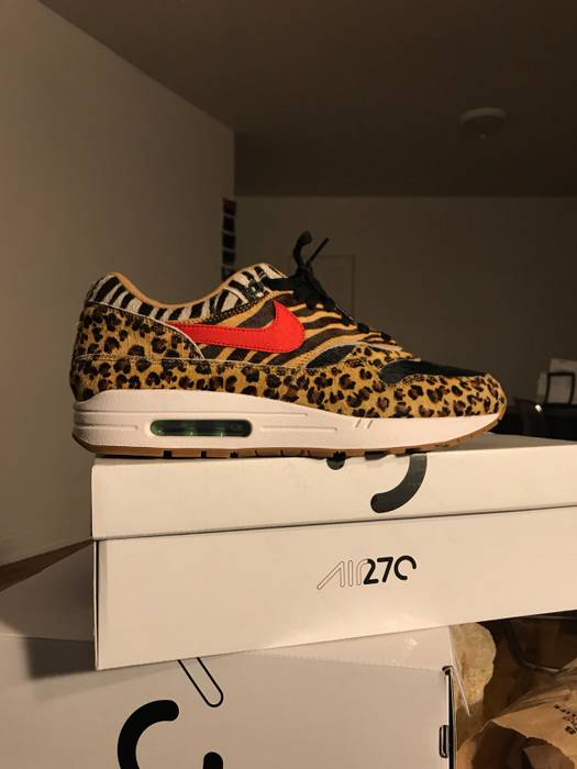 Nike Air max 1 Safari pack Size 12 - Low-Top Sneakers for Sale - Grailed 58462e02a