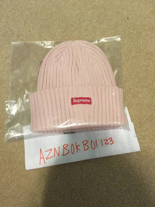e82e560677d Supreme Overdyed Ribbed Beanie Size one size - Hats for Sale - Grailed