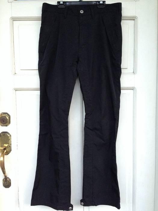 3bf29d138087 Junya Watanabe JUNYA WATANABE MAN X COMME DES GARCONS Black Track Pants  Size US 30