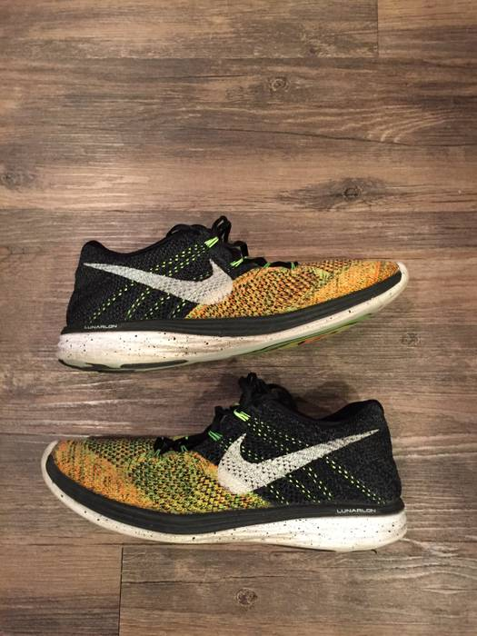 c59d0797377d Nike Nike Flyknit Lunar 3 - Multicolor Limited Edition Size 10 - Low ...
