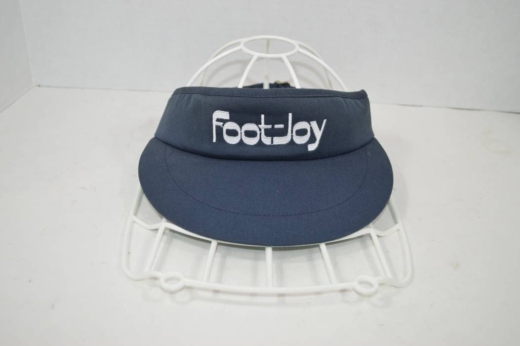 Vintage Vintage TEXACE FOOTJOY One size Adjustable Golf Golfing Visor Hat  One Size Blue Size ONE ea875eab9ea