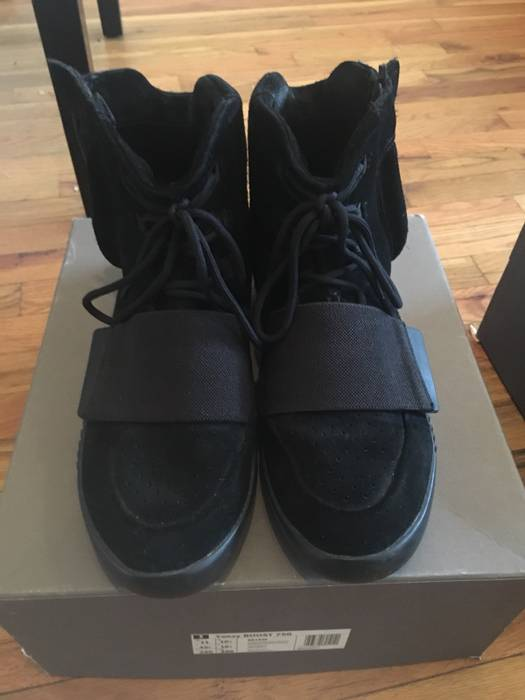 Adidas Yeezy Boost 750 Triple Black Size 11 - Hi-Top Sneakers for ... 8314200a3