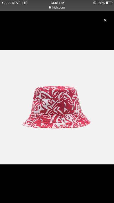 Kith Nyc Kith Reversible Bucket Hat Size one size - Hats for Sale ... 128030d975b0