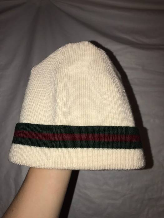 4e03a6749290 Gucci Gucci Crook Knit Beanie Size one size - Hats for Sale - Grailed