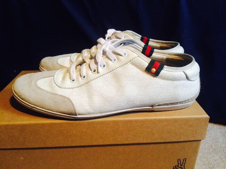 edee00e54bf Gucci Mens Gucci Sneakers Size 11 - Low-Top Sneakers for Sale - Grailed
