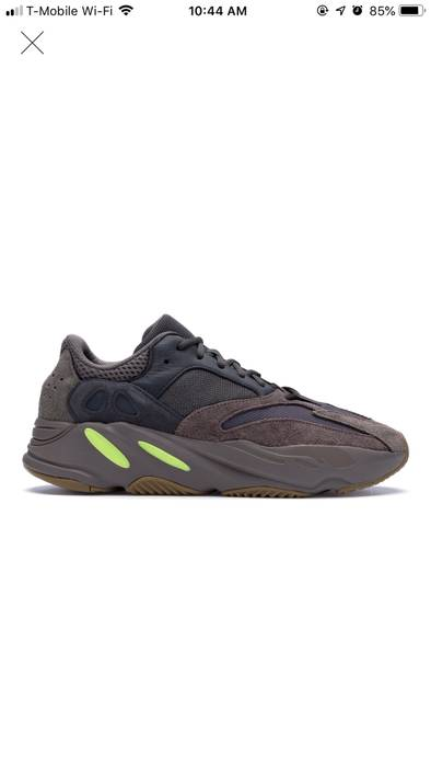 0dbf4d83445 Adidas Kanye West Adidas Yeezy 700 Mauve Size 9 - Low-Top Sneakers ...