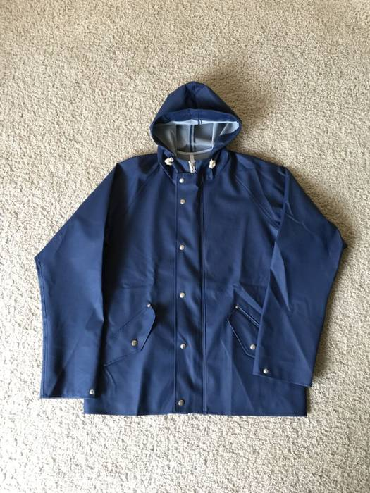 Norse Projects Norse Projects x Elka Rain Jacket Size s - Raincoats ... bb8de26ff18b
