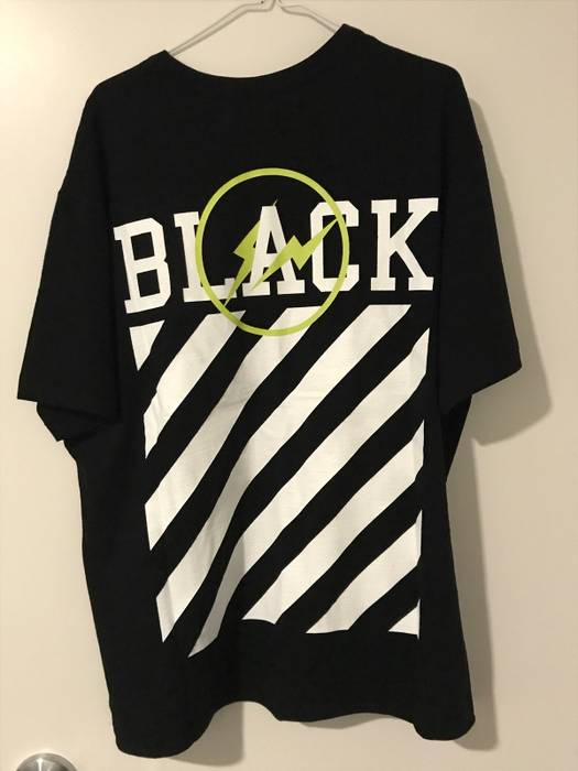 e29aad85e44d Off-White Off White Fragment Exclusive Tee Size l - Short Sleeve T ...
