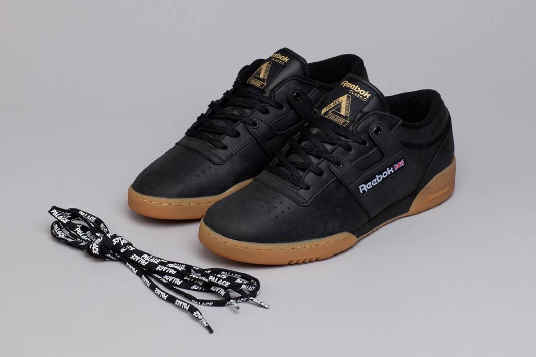 6d5167dcebb8 Palace Reebok X Palace Workout Low Size 11 - Low-Top Sneakers for ...