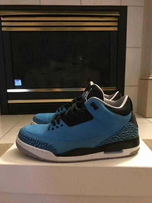 reputable site dd93f 660ab Jordan Brand. Air Jordan 3 Powder Blue. Size  US 11.5 ...