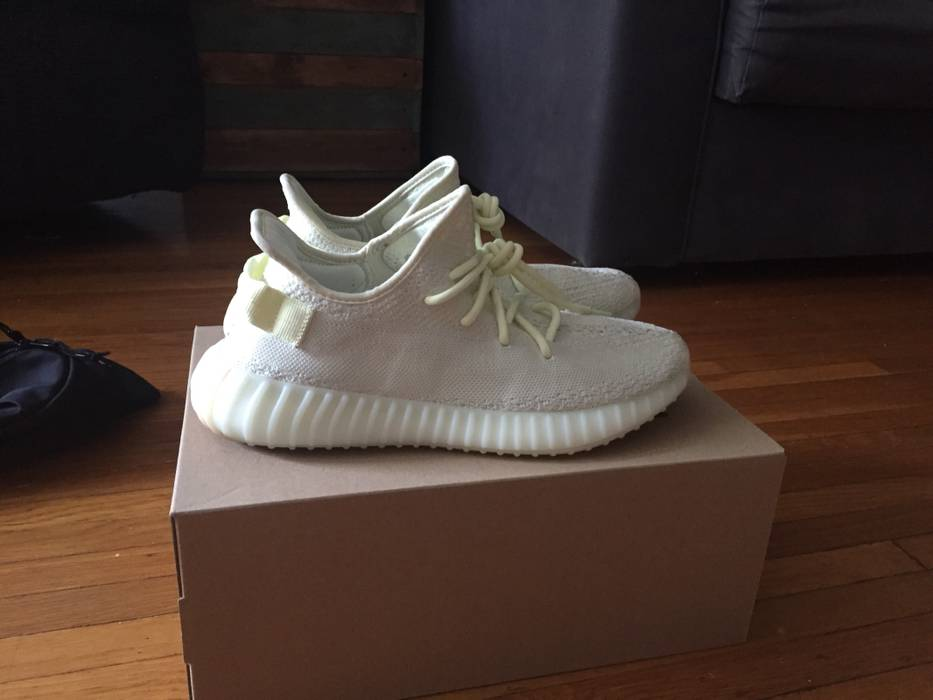 6eebb45f4064 Adidas Kanye West  (SOLD) Yeezy 350 V2 Butters Size 9.5 - Low-Top ...