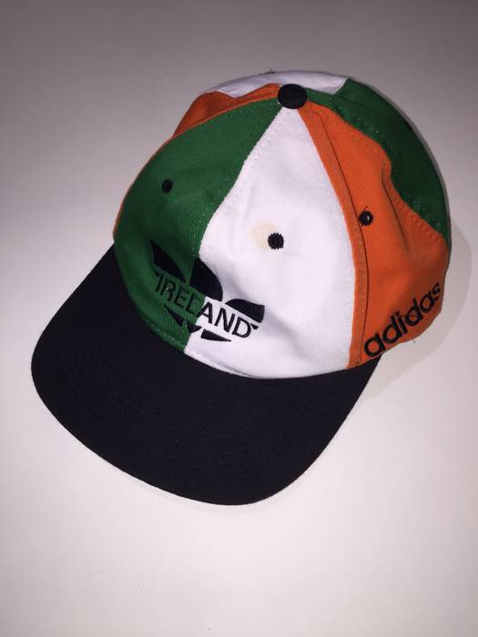 98d46e219ae Adidas Vintage Hat Cap Adidas Ireland Size one size - Hats for Sale ...
