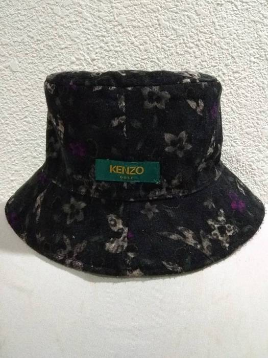 Kenzo Kenzo Golf Floral Bucket Hat Size one size - Hats for Sale ... 813e0f8ff86b