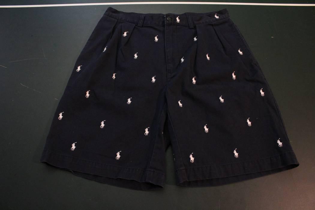 Polo Ralph Lauren Polo Shorts Logo All Over Size 32 Shorts For