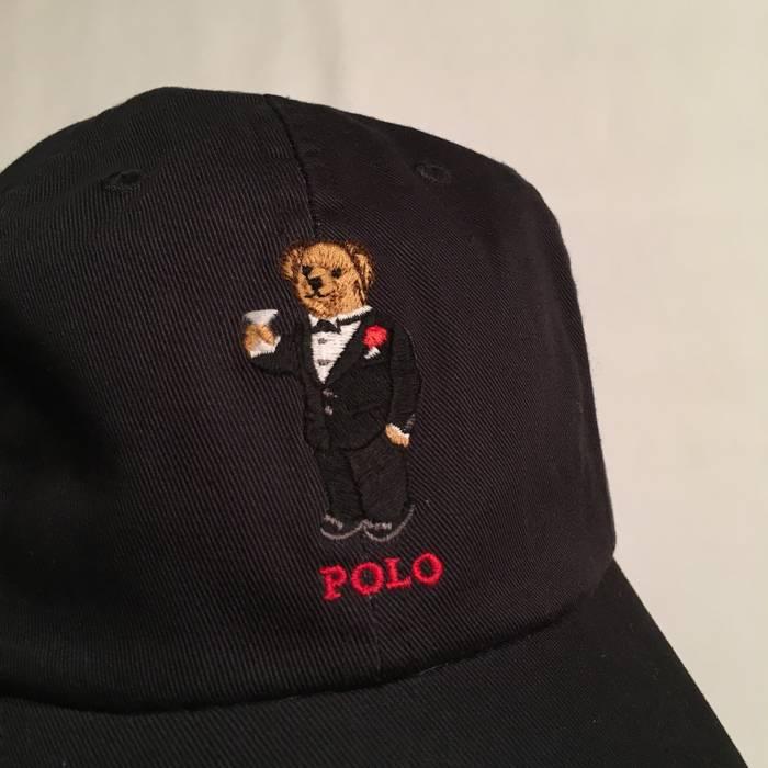 a7d756f3a4e Polo Ralph Lauren Polo Martini Bear Hat - Black Size one size - Hats ...