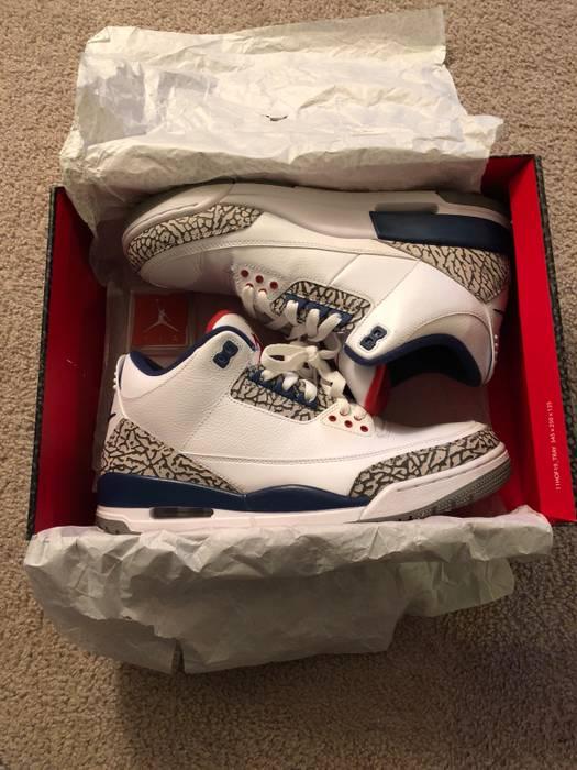 f46524ec552c Nike Air Jordan 3 Retro OG True Blue Size 11 - Low-Top Sneakers for ...