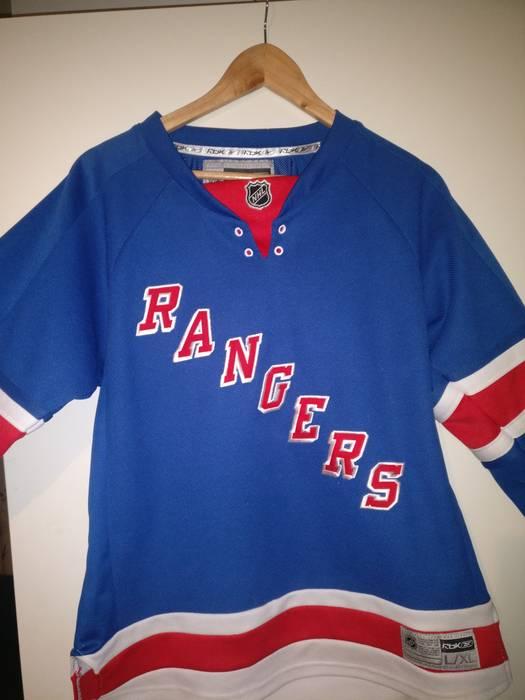 Reebok New York Rangers jersey Size m - Jerseys for Sale - Grailed 13c7bfec2