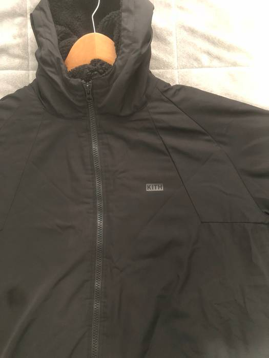 f4d0838ac608 Kith Nyc Kith x Nike Sherpa Sideline Coat Size l - Parkas for Sale ...