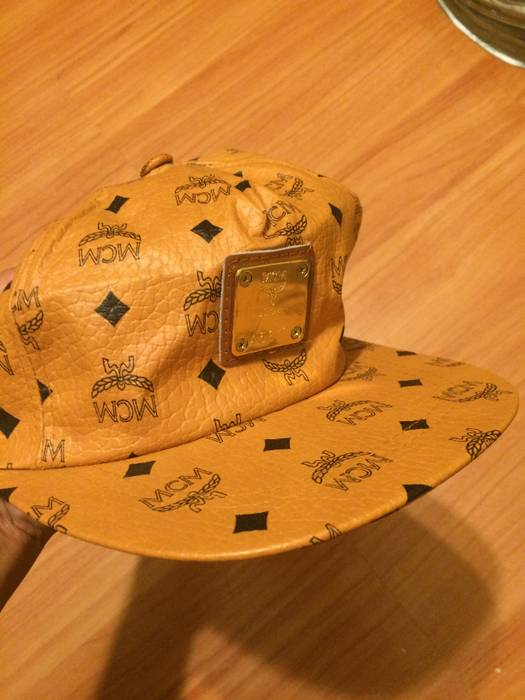 MCM mcm hat Size one size - Hats for Sale - Grailed df92c8c93d1f