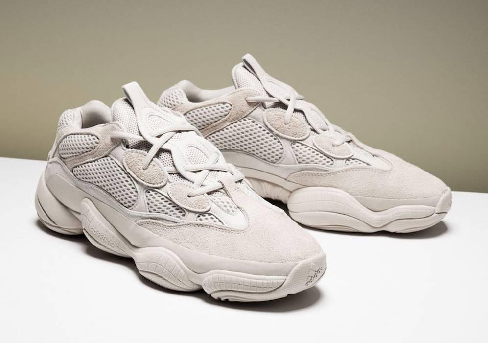 97c3c3b842652 Adidas Yeezy 500 Blush Size 10 - Casual Leather Shoes for Sale - Grailed
