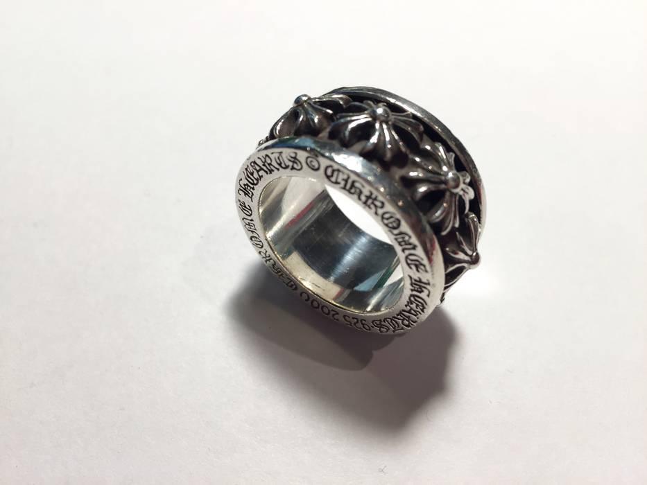098533e42d8 Chrome Hearts spinner ring t