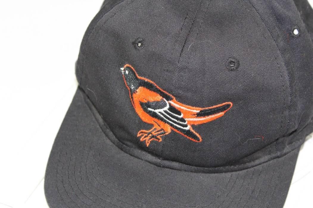 f8087867634 Vintage Vintage 90s Baltimore Orioles MLB Classic Logo Adjustable Snapback  Hat Cap Black Size ONE SIZE