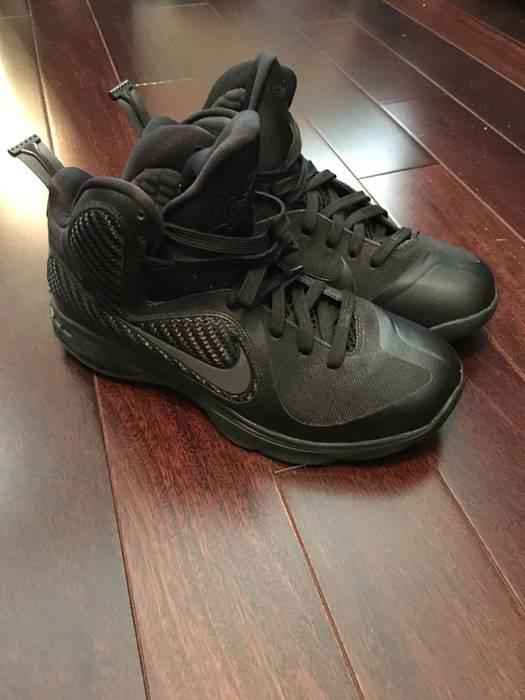82c026278e3 Nike NIKE Lebron 9 triple black Size 9 - Hi-Top Sneakers for Sale ...