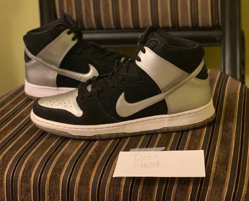 "d849aba0bfbf95 Nike NIKE SB DUNK HI ""TIN MAN"" Sz 12 Size 12 - Hi-Top Sneakers for ..."
