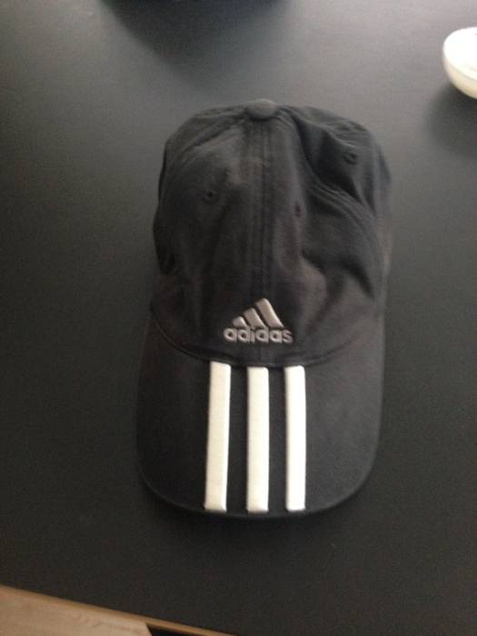 1ce84a35ff8 Adidas Vintage Adidas 3 Stripes Cap Size one size - Hats for Sale ...
