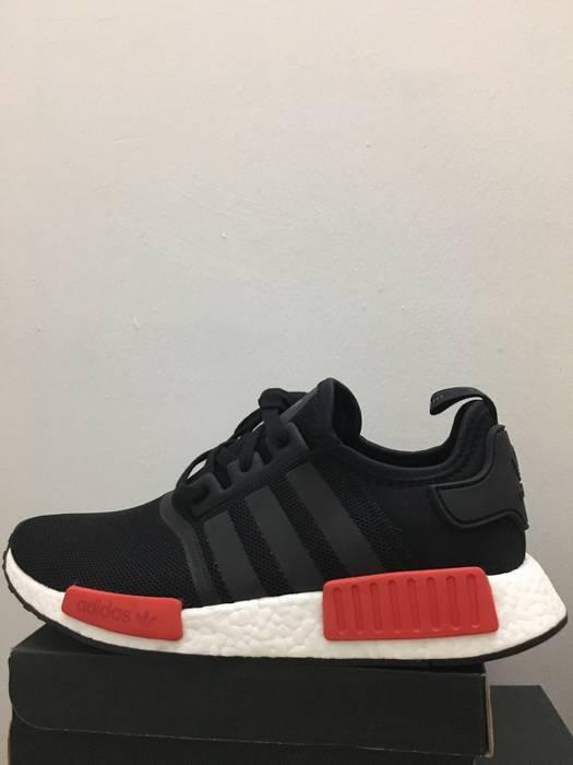 promo code 93071 1846d Adidas NMD R1 BRED Size US 10   EU 43