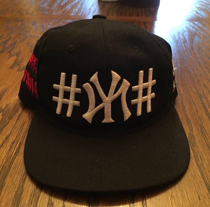 f18aba04282 40oz NYC 40 oz NYC x Been Trill SnapBack Hat Size one size - Hats ...