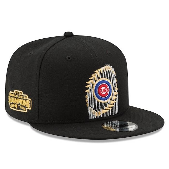 New Era Chicago Cubs Championship SnapBack Size one size - Hats for ... 7e1dd524c264