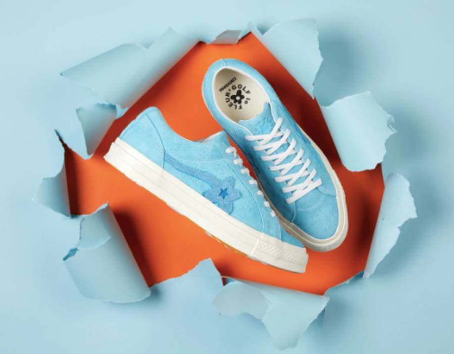 b993a7f4bc8a Converse One Star Ox - Golf Le Fleur - Bachelor Blue Size 11 - Low ...