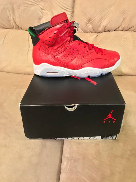 69394812a4cc4d Jordan Brand Air Jordan 6 Spizike Size 9.5 - Hi-Top Sneakers for ...