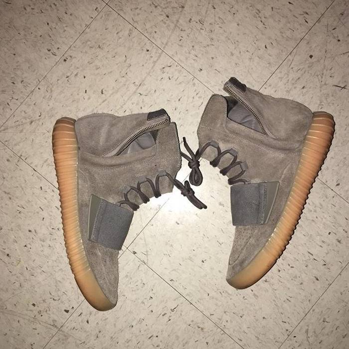 53ab80ec2 Adidas Kanye West Yeezy 750 Grey Gum Size 10.5 - Hi-Top Sneakers for ...